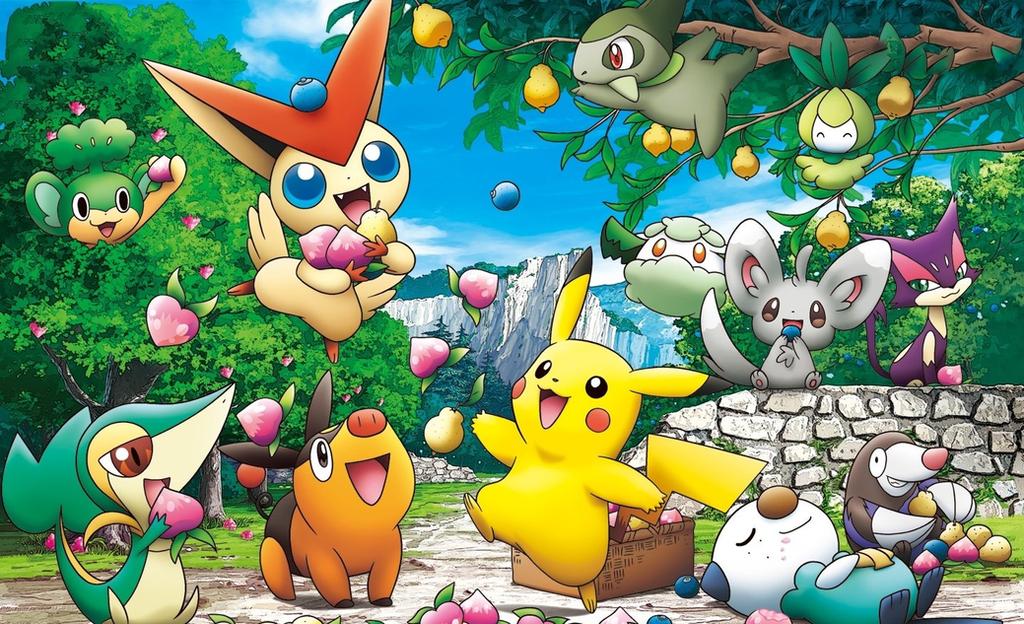 todas las peliculas de pokemon