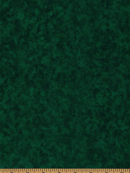 Green Filler Fabric - Cloud Nine #605 - 100% Cotton- Sold by the Half Yard