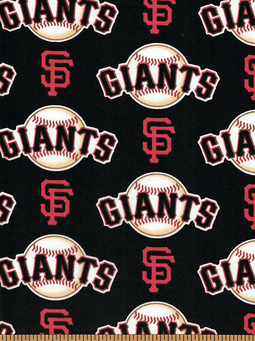 San Francisco Giants - MLB Fabric |100% Cotton|Sold by the half yard