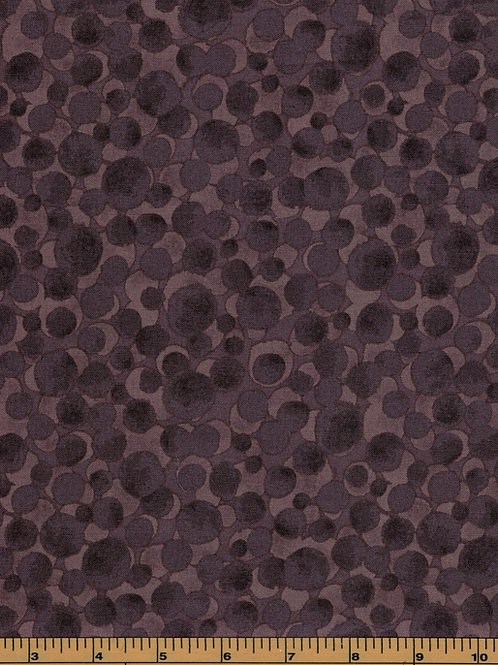 Deer Brown Bumbleberries | 100% Cotton Fabric | by the half yard