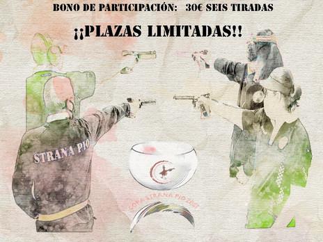 Del 28 de febrero al 11 de diciembre 2021 - Copa Strana Pio 2021