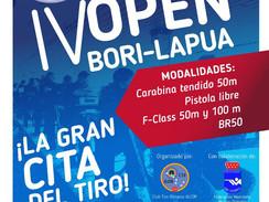 6 y 7 de noviembre 2021 - IV Open Bori-LAPUA - Cantoblanco (Madrid)