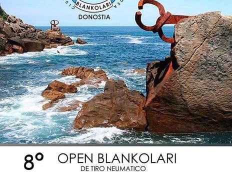 1, 2 y 3 de octubre 2021 - Open Blankolaro de tiro neumático