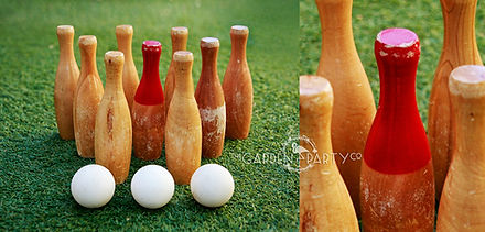 lawn game hire skittles backyard games