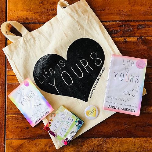 Life Is Yours Bundle (Mega)
