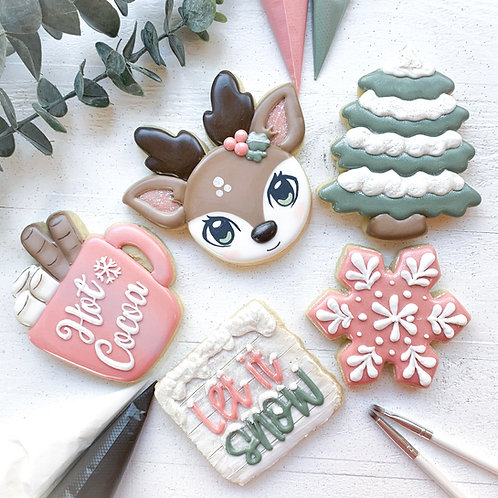 Winter Wonderland Cookie Class