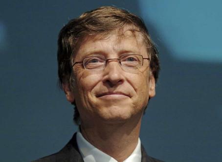 5 conselhos de Bill Gates para alavancar a sua carreira