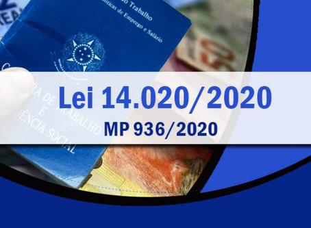 Lei 14.020: Tudo o que você precisa saber sobre reduções e suspensões de contrato