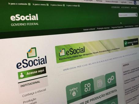 ESocial – Empresas do Grupo 2 que não enviaram a Folha de Pagamento no Prazo – O que fazer?