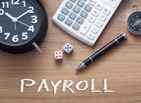 Top 5 Benefits of Payroll Outsourcing
