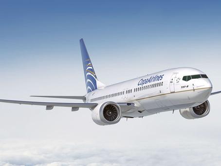 Copa Airlines é eleita a melhor aérea da América Central e do Caribe