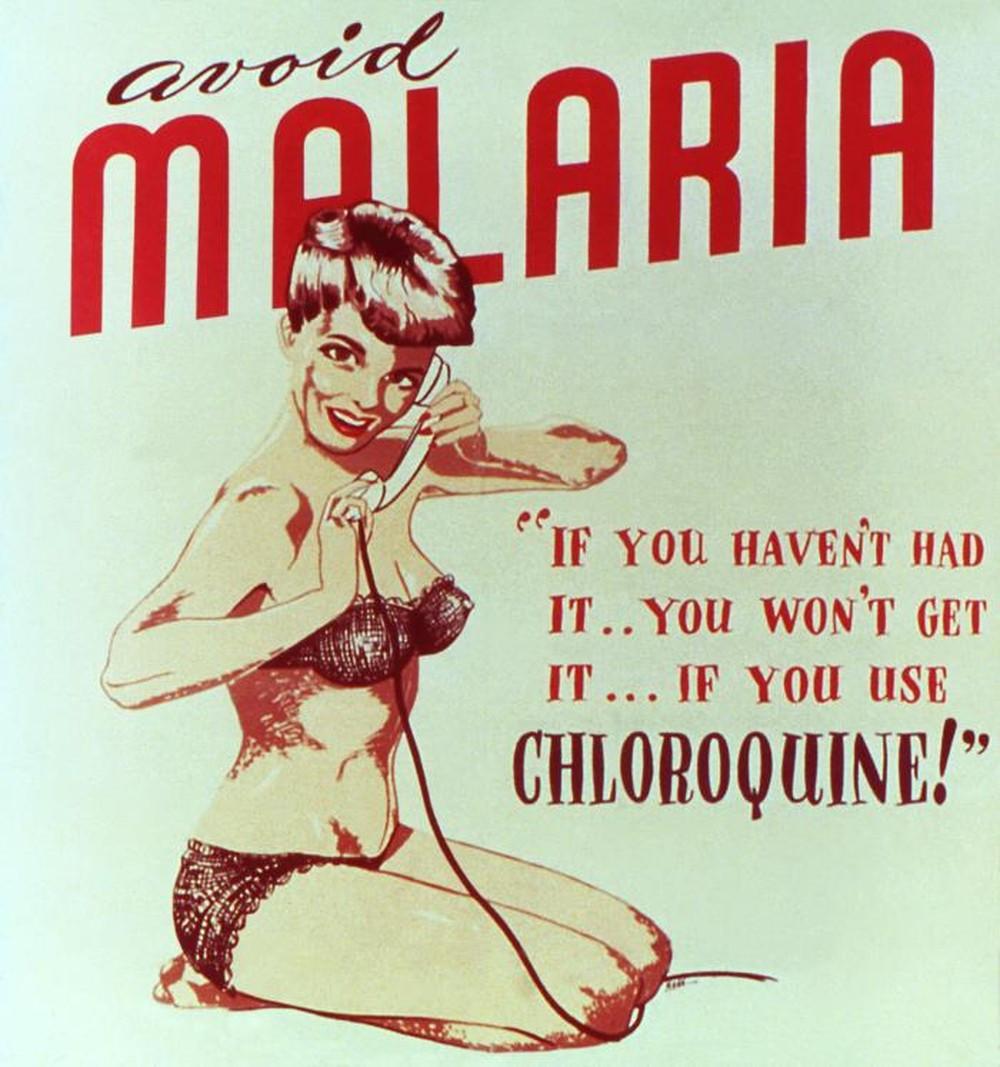 malaria - coronavirus