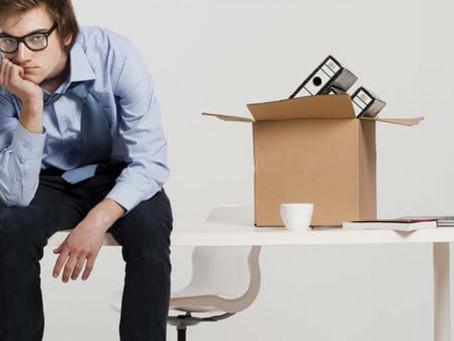 4 sinais que podem indicar uma demissão