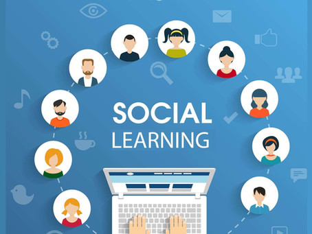 Social learning: treinamento de equipe sob medida para o desenvolvimento coletivo