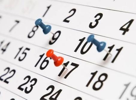 Com mais feriados prolongados em 2020, o que diz a lei sobre as emendas?