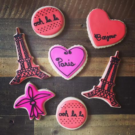 Parisian Assortment