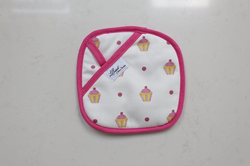 Pot Holder - Cupcake