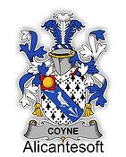 Coyne Family Crest For ALICANTESOFT JPEG.jpg