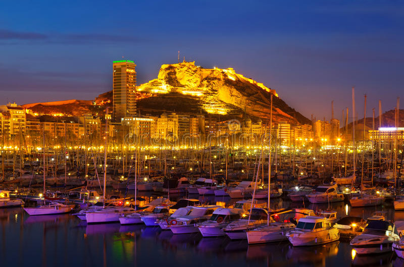 First blog post on Alicante Nights!
