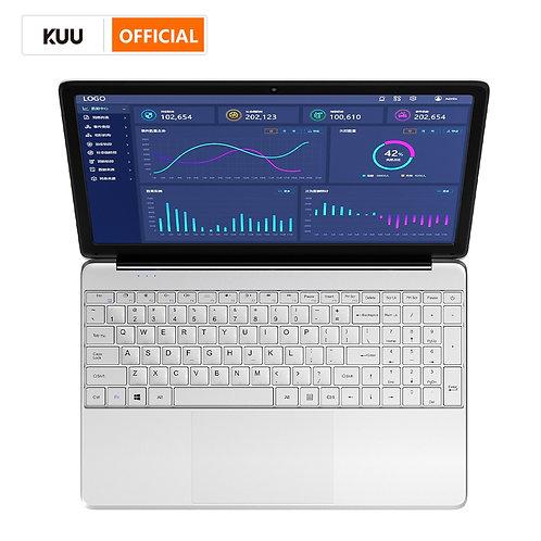"""Laptop KUU A8S, 15.6"""" FHD (1.920x1.080) IPS, 16:9, Intel, 6GB RAM, 128gb/256gb"""