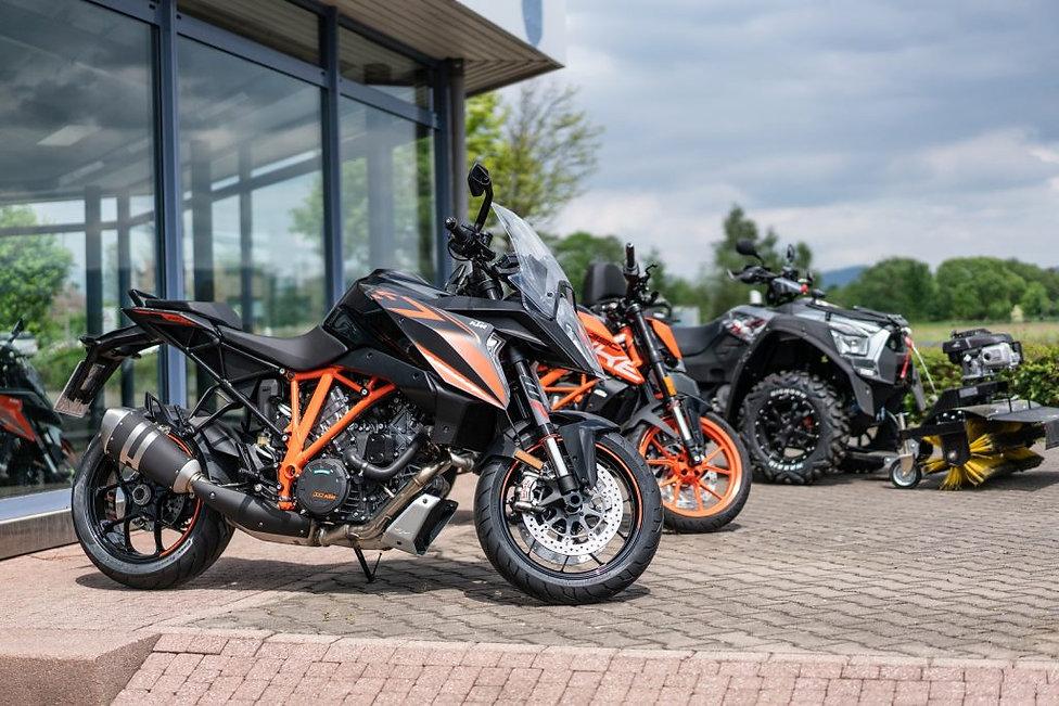 Motorrad Bauerschmidt, Einwintern