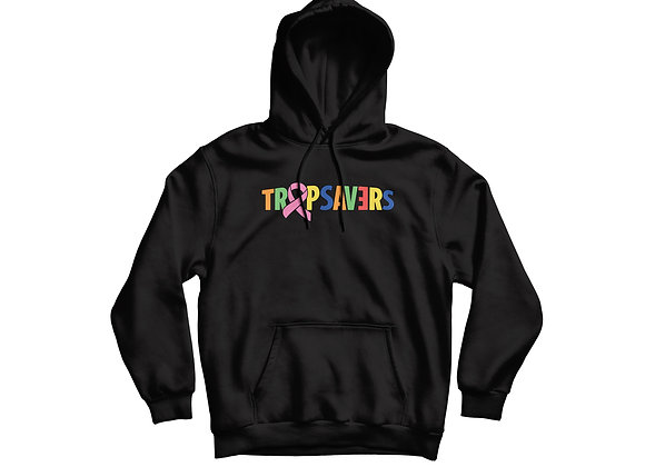 Trapsavers Breast Cancer Awareness Pullover Sweater