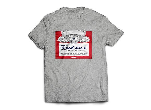 """Bud User™"" Shirt"