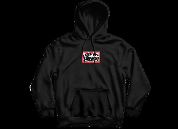 """""""Keep Ya Distance"""" Hooded Sweatshirt"""