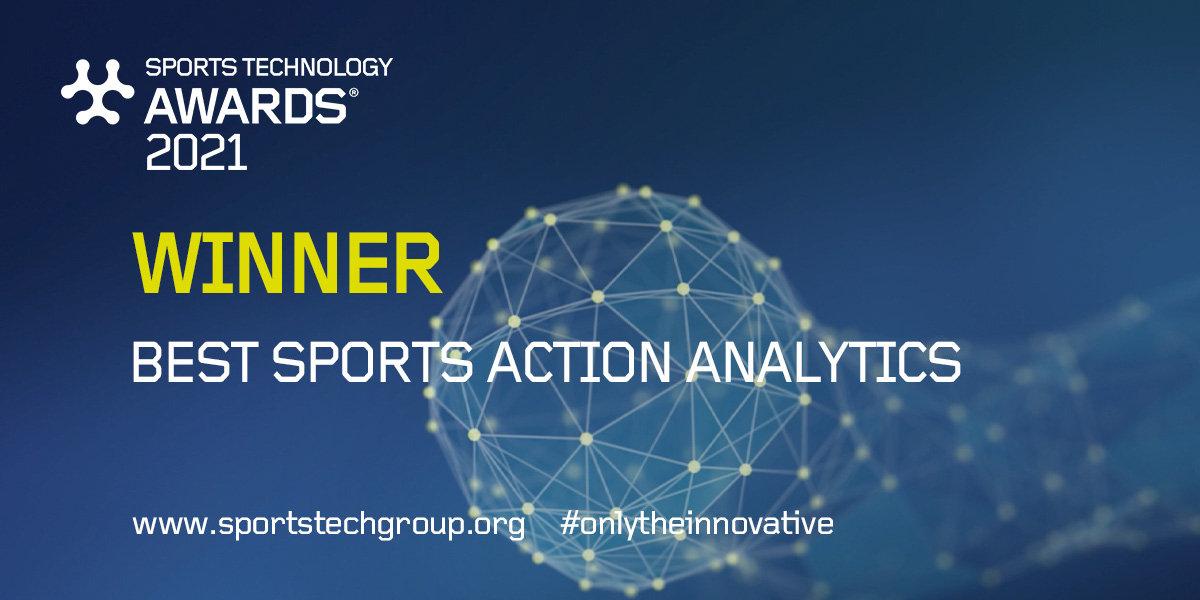 Best Sports Action Analytics WINNER Soci