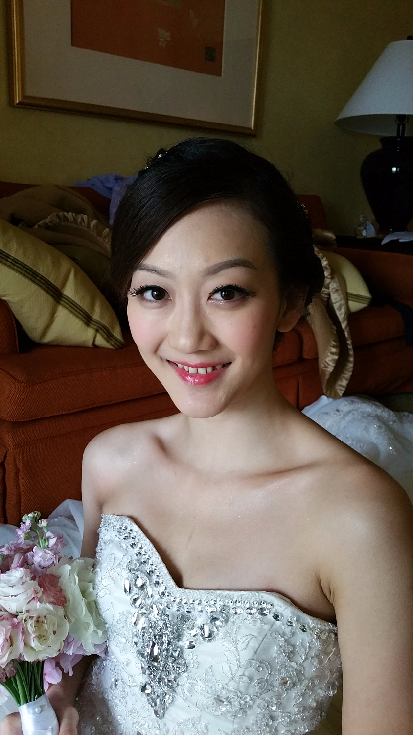 Natural Pretty Bridal Makeup