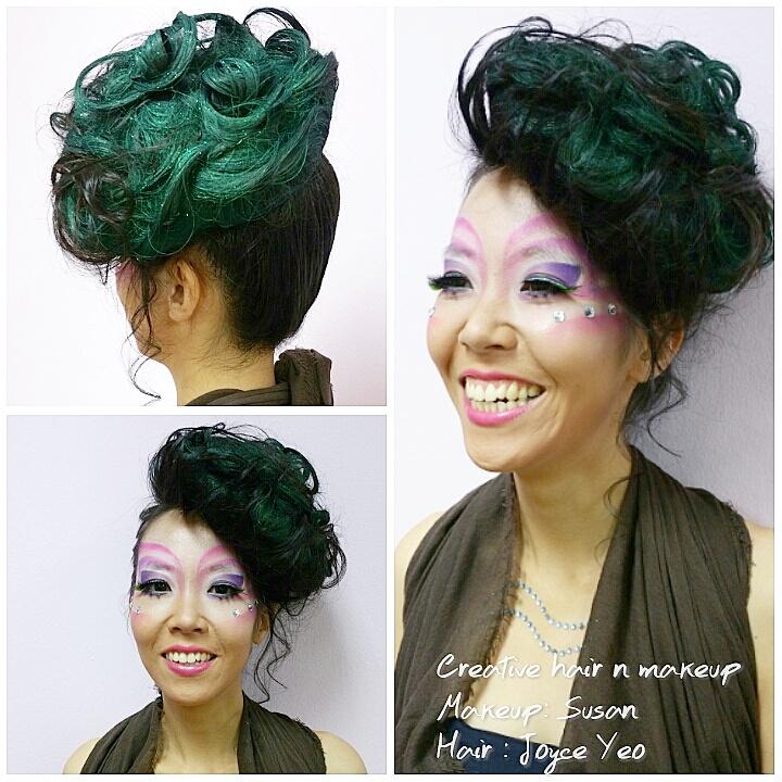 Creative Makeup & Hair