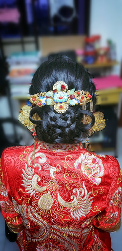 Traditional Oriental Bun