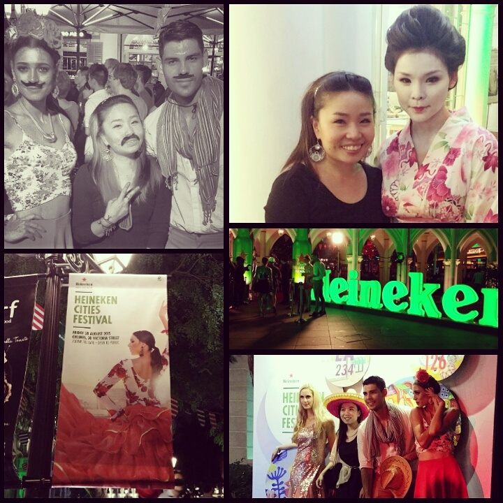 Heineken World Festival Event