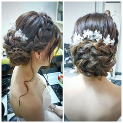 Briaided Updo