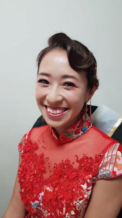 Makeup Class Singapore Bridal-24