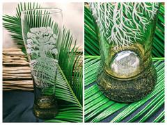Tree of Life Pilsner Glass