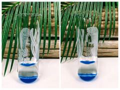Manatee Underwater Shot Glass