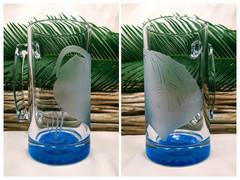 Baby Stingray Glass Mug Large