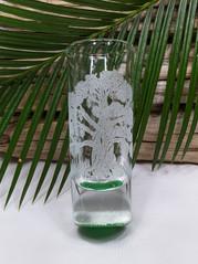 Majestic Oak Shot Glass