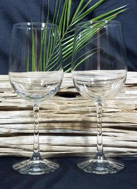 (Wine Glass) Clear