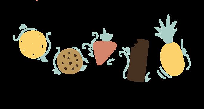 Fringo toppings para hacer helados en rollo frutas galetas chocolate sano helados en rollo