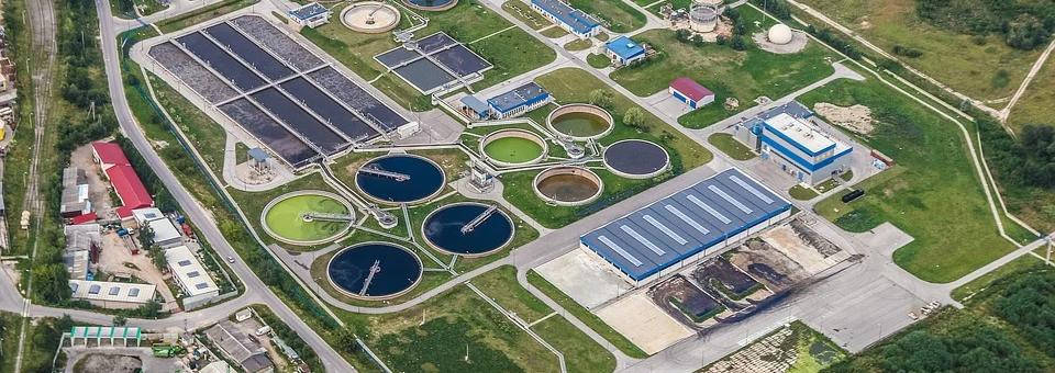 Depuradora de agua