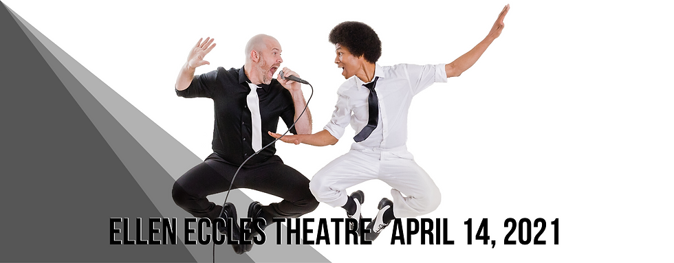 Collision of Rhythm performing at The Eccles Theatre on April 14, 2021