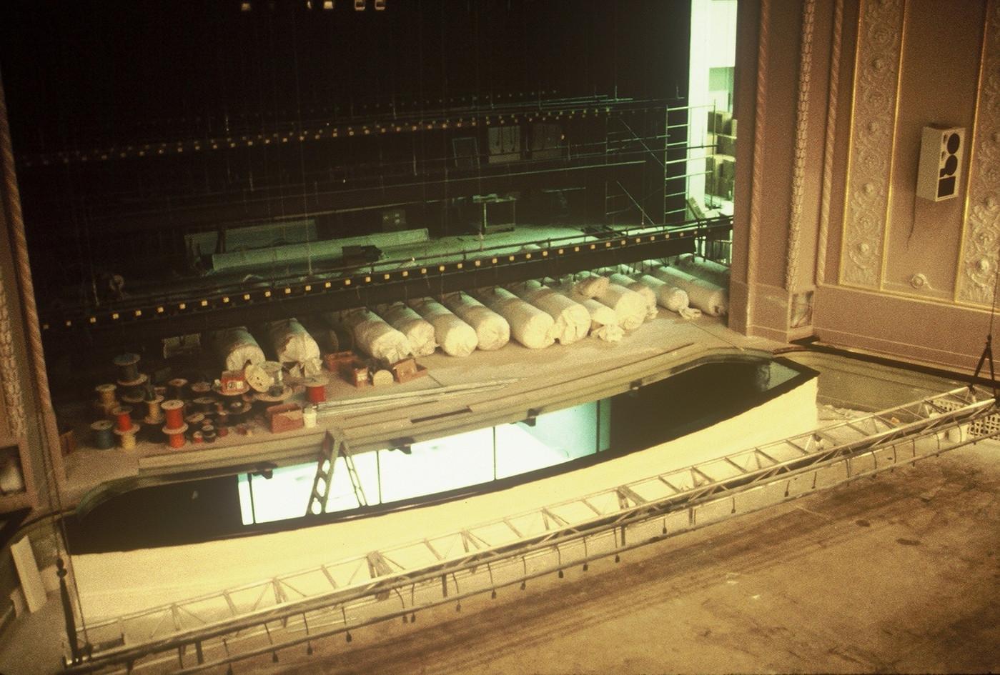 Stage Renovation