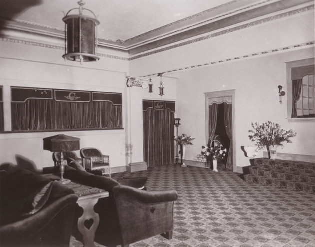 Lobby Circa 1940's