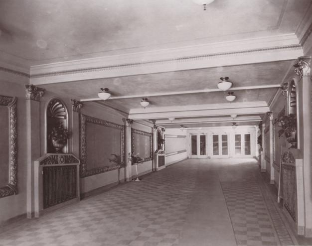 Promenade Circa 1940's