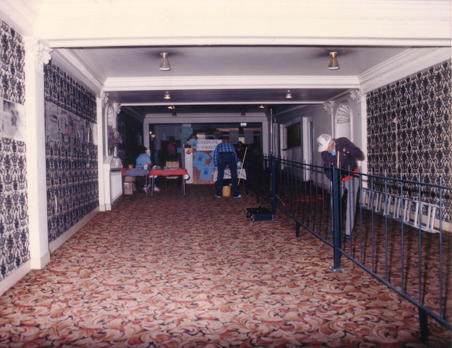 Promenade after Renovation