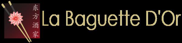 Baguette d'or