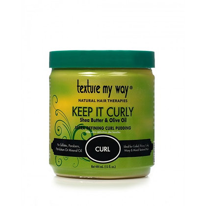 Texture my way - Curl