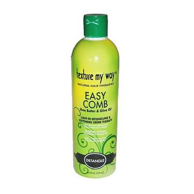 Texture my way - Easy Comb